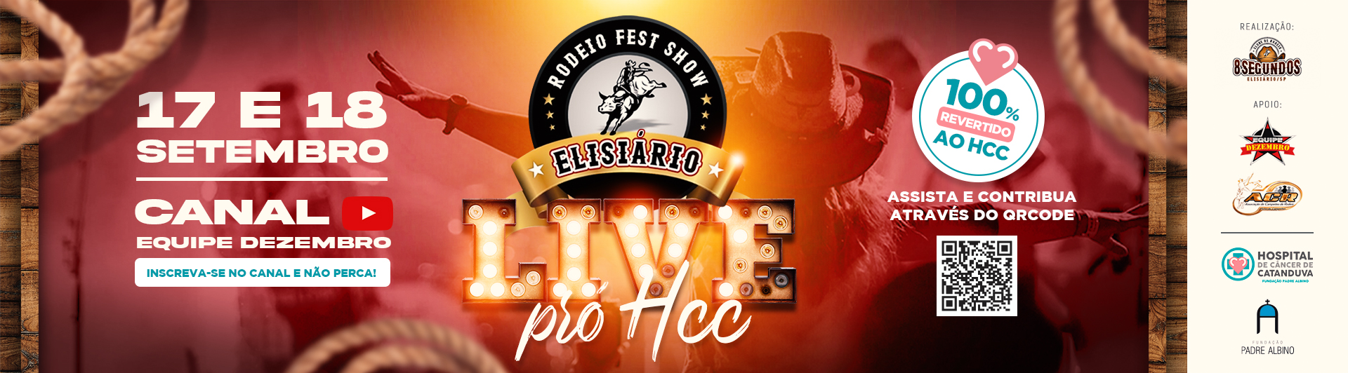 Elisi�rio Rodeio Fest Show
