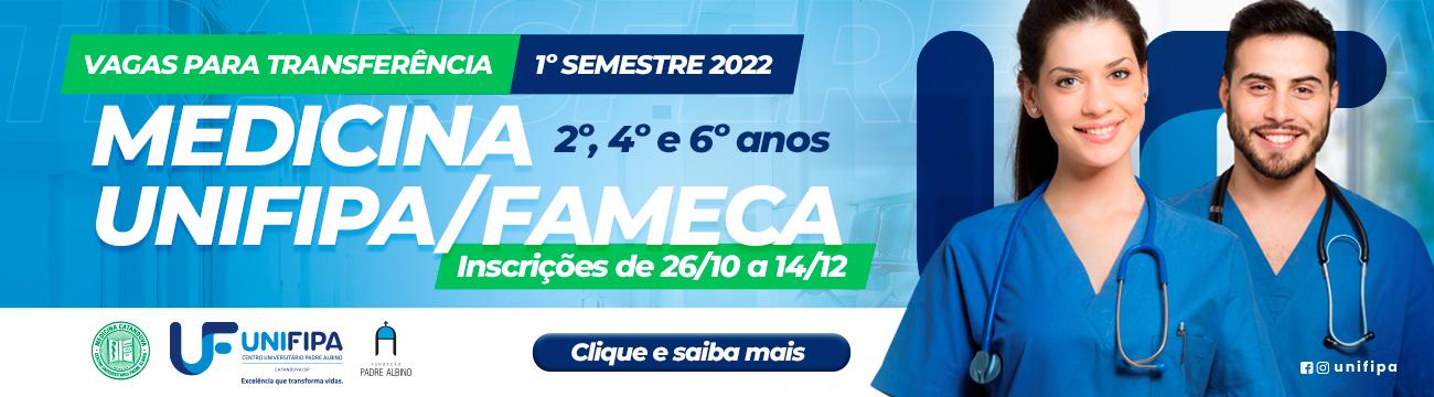 Transferncia Medicina - 2022